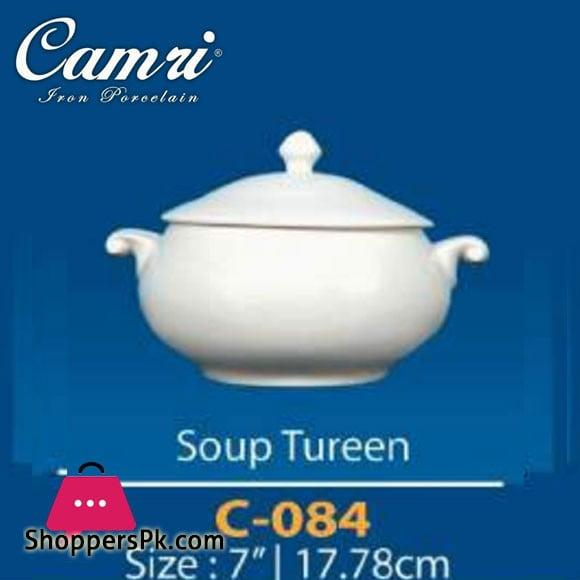 Camri Soup Tureen Inch -1 Pcs