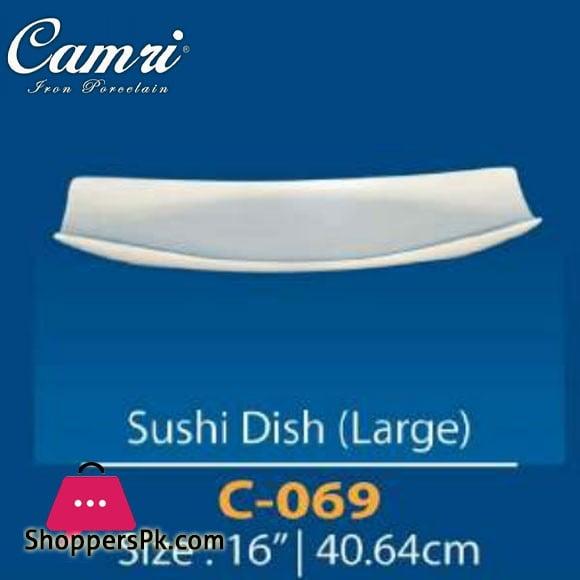 Camri Sushi Dish (large) 16 Inch -1 Pcs