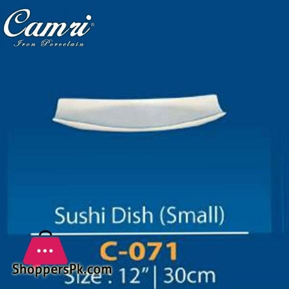 Camri Sushi Dish (small) 12 Inch - 1 Pcs