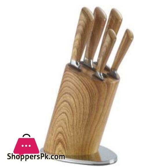 ELEGANT 6 Pcs Knife Tools Set EL2006