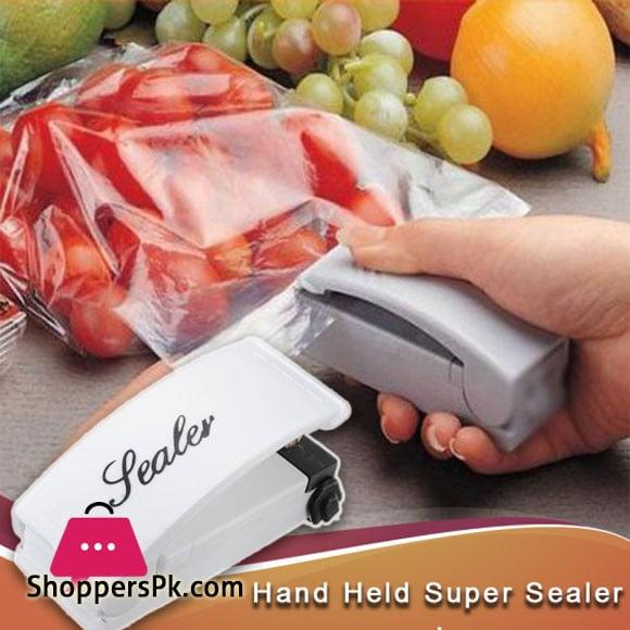 Hand Held Super Sealer