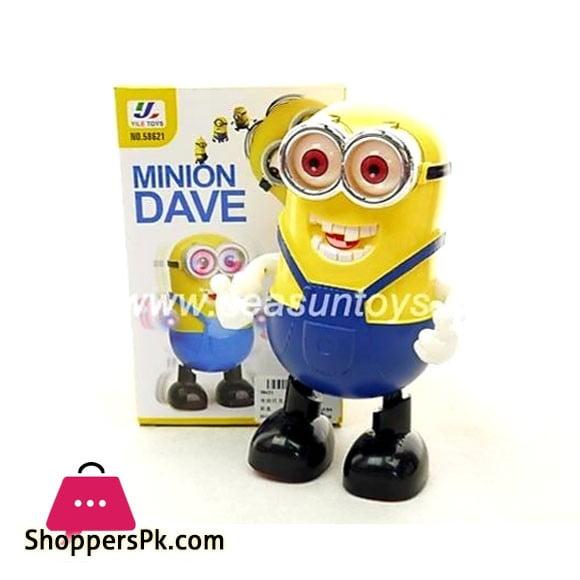 Minion Dave Action Figure Set