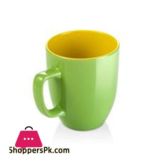 Mug Green Crema Shine