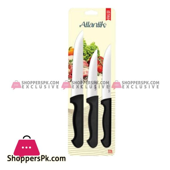 Pirge ATLANTIK Multipurpose Knife Set 3 61056