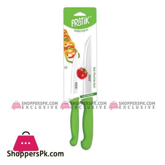 Pirge PRATIK Kitchen Knife 43038 Set 2