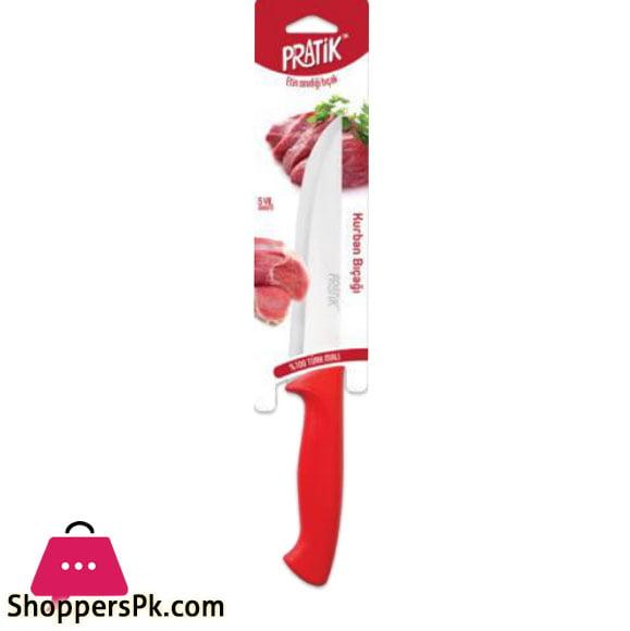 Pirge PRATIK Meat Knife 7 CM 43035