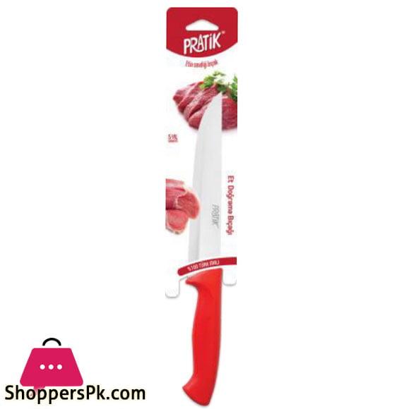 Pirge PRATIK Meat Knife 8 CM 43036
