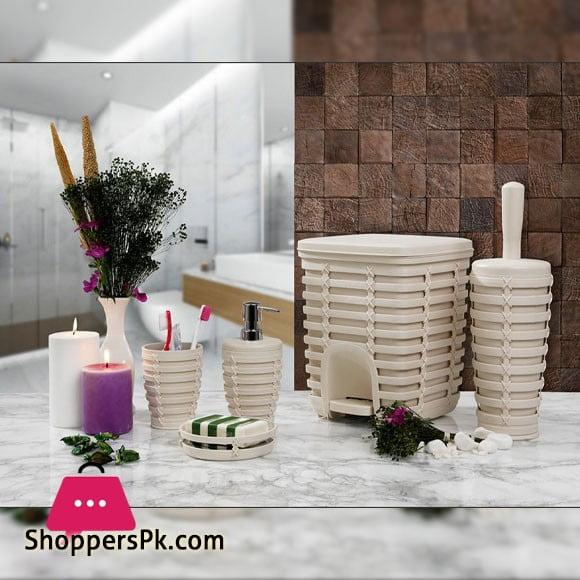 Primanova Palm Bathroom Set