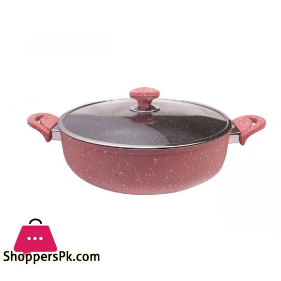 Saflon Karai 30 CM Pink