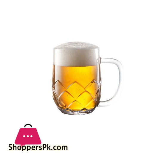 Small Jug Glass Mybeer Lupuls