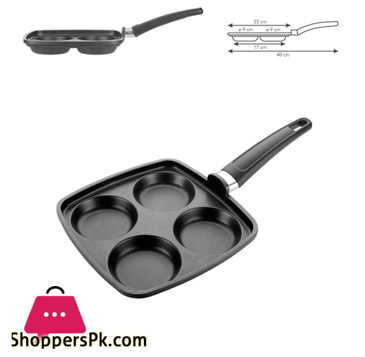 Tescoma Frying Pan With 4 Dlmples CM 22x2 601262