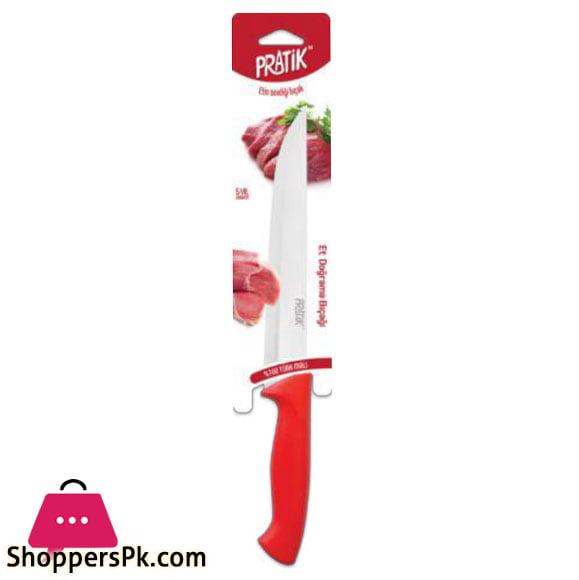 Pirge PRATIK Meat Knife 9 CM 43037