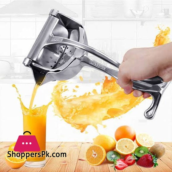 Aluminum Alloy Manual & Instant Hand Fruit Juicer