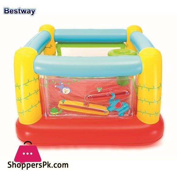 Bestway Bouncy Castle Jump O Lene Multicolor 93542