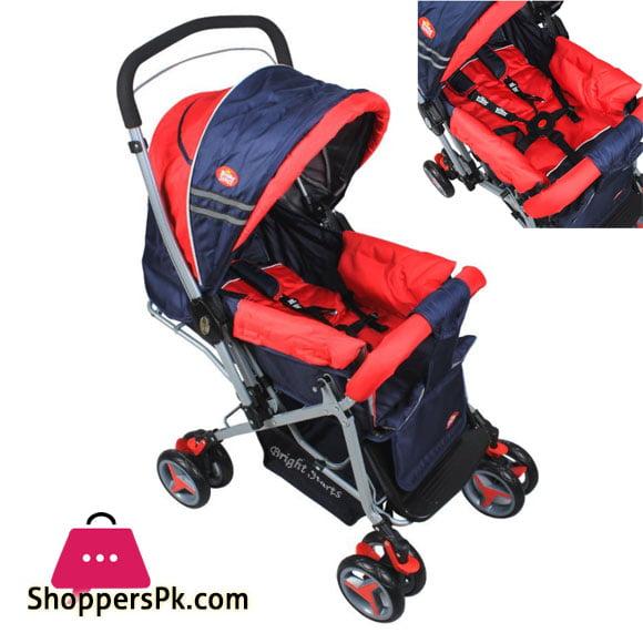 Bright Starts Baby Stroller BS-5053
