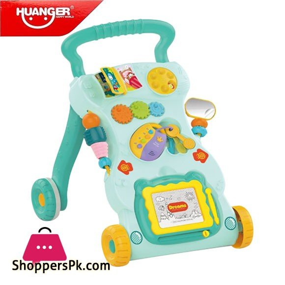 Huanger Learning Children Musical Activity Baby Walker 666-14