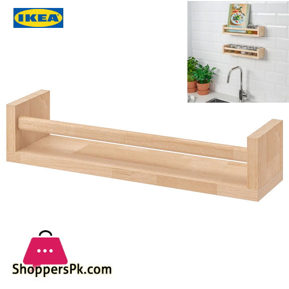 Ikea BEKVAM Spice Rack Birch
