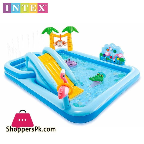 Intex Jungle Adventure Play Center For Children - 57161