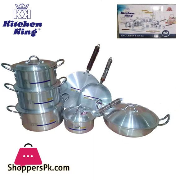 Kitchen King Exclusive Gift Cookware Set