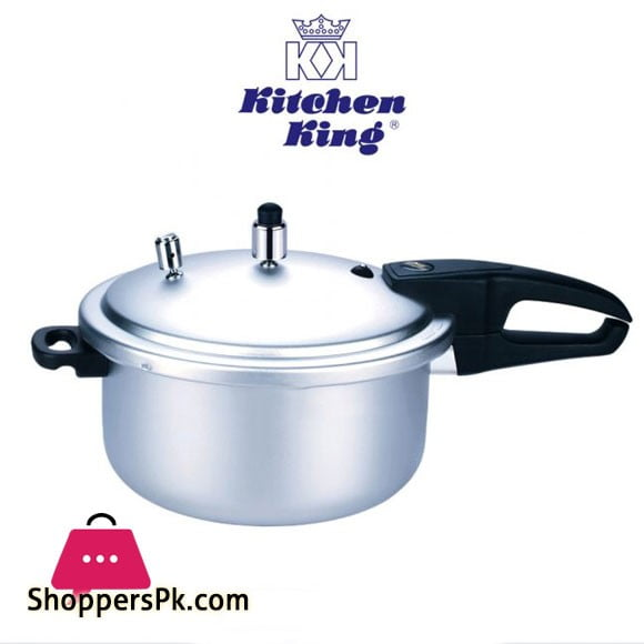 Kitchen King Pressure Cooker Feast Promo 7-Liter KK910027-A
