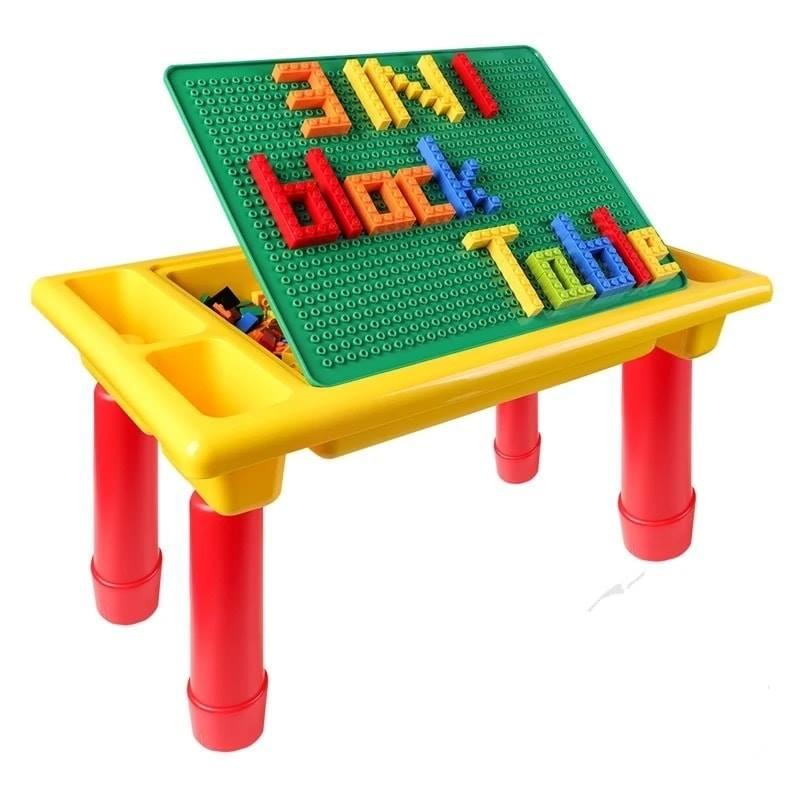 MULTI FUNCTIONAL BUILDING BLOCKS TABLE