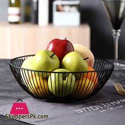 Metal Wire Fruit Basket