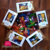 Sorbon Mini Choclate Cone Pack of 32