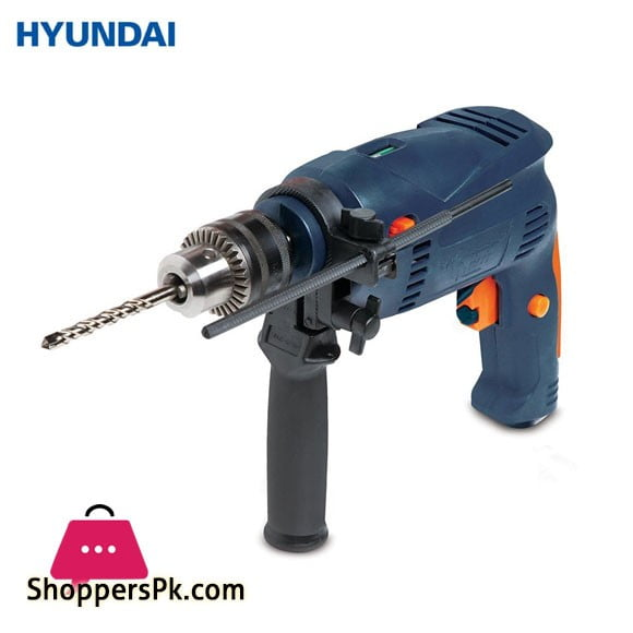 Hyundai Power Max 13Mm Hammer Drills Pantone 302C