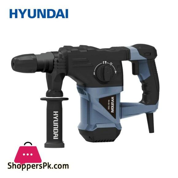 Hyundai Rotary Hammer 1500W Drills