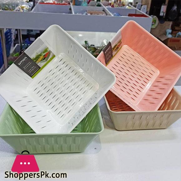 Limon Fruit Basket Bamboo Design Iran Made