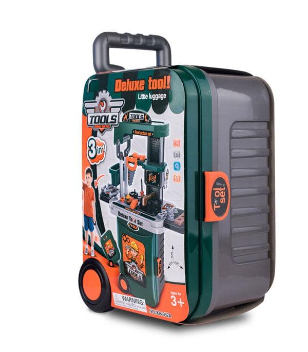 3 in 1 Deluxe Tool Little Handy Trolley Suitcase