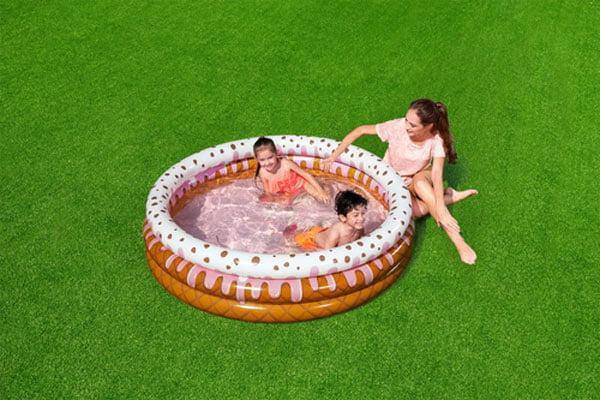 BESTWAY Sundae Funday Kiddie Pool - 51144