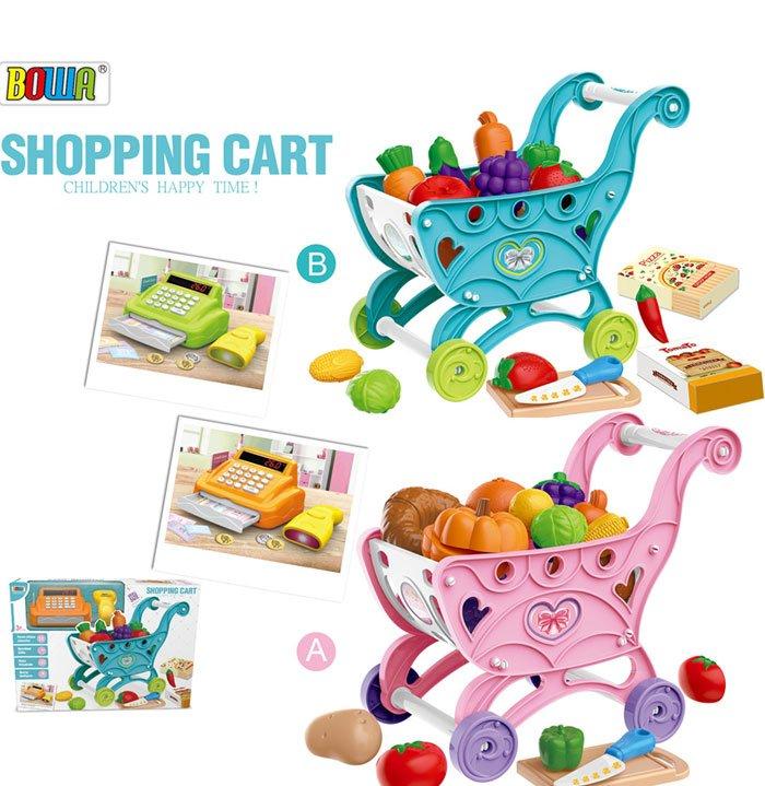 BOWA Shopping Cart 8755