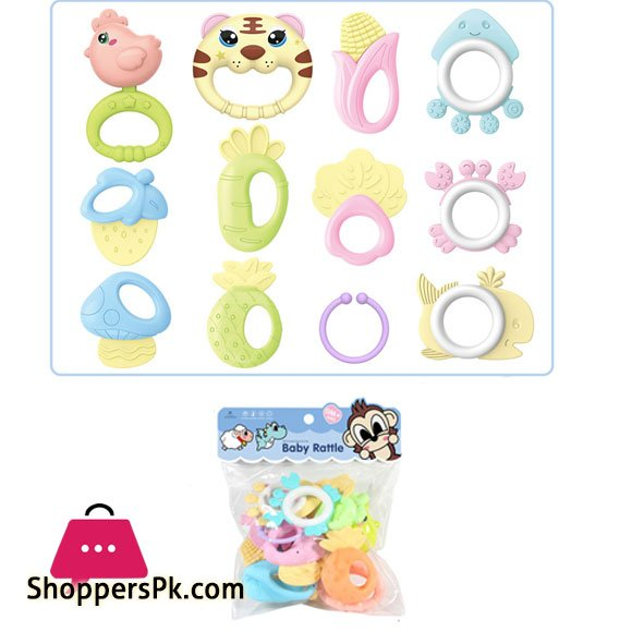 Baby Rattle Set JMB3