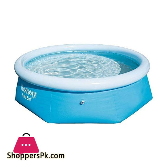 Bestway Fast Set Family Inflatable Swimming Pool - 57266