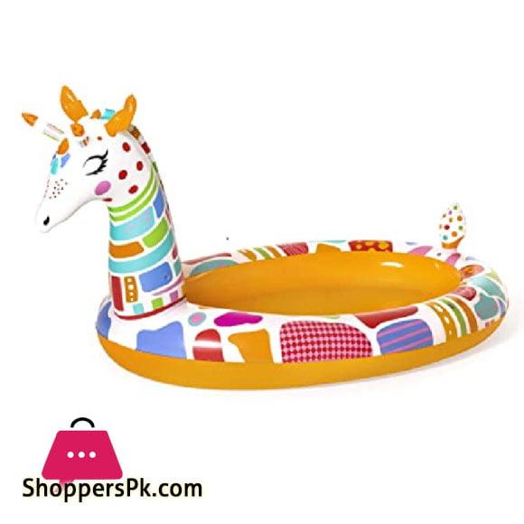 Bestway Kids Giraffe Play Pool Inflatable Pool-53089