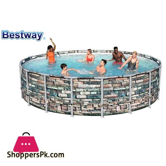 Bestway Rack Pool Stone-56886
