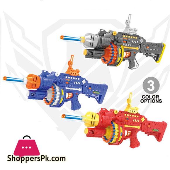 Blaster Electric Soft Bullet Gun For Kid