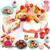 DIY PretendCutting Birthday Cake Play For Kids