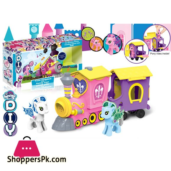 DIY Railway My Little Pony Set