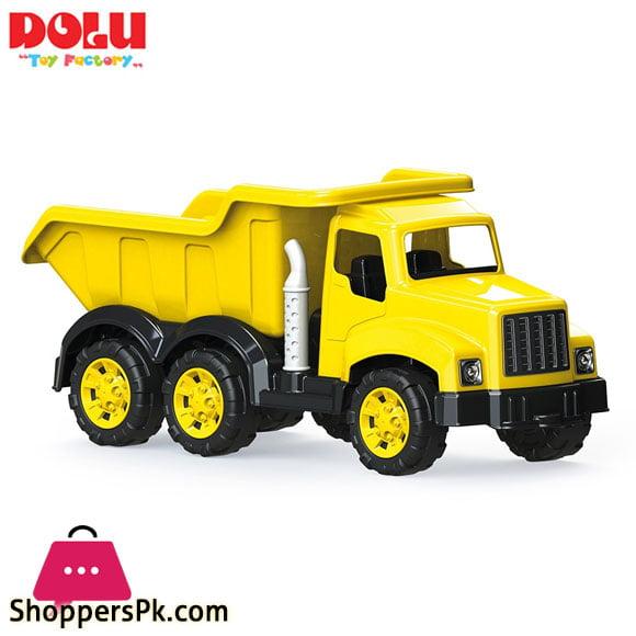 Dolu Dumper Truck For Kid 83 Cm - 7111 Turkey Made