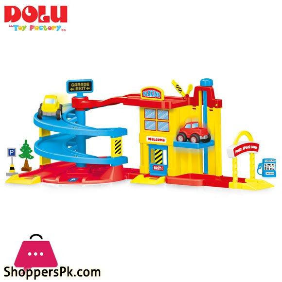 Dolu Full Parking Lot For Kid - 5152 Turkey Made