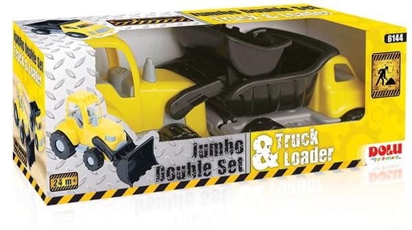 Dolu Jumbo Truck Loader Set Turkey - 6144