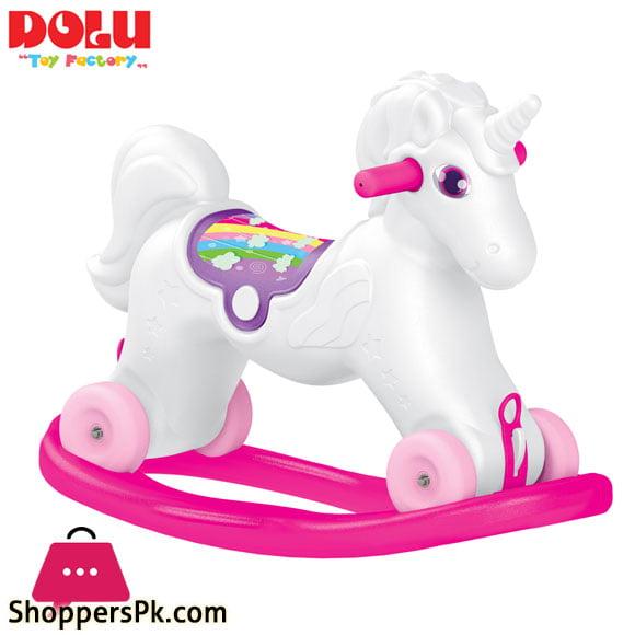 Dolu - Ride On Rocking Unicorn - 2509 Turkey