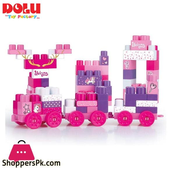 Dolu Unicorn Jum Blocks 70 Piece - 2552 Turkey