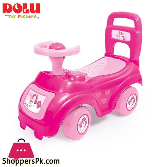 Dolu Unicorn Sit N Ride Push Car - 2522 Turkey
