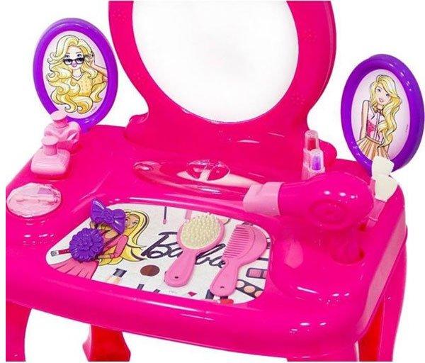 Dolu Unicorn Vanity Table & Stool Set - 2561 Turkey