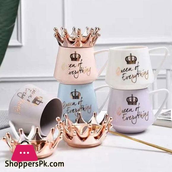 High Quality Crown Mug One Piece