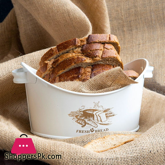 High Quality Luxury Metal Bread Basket