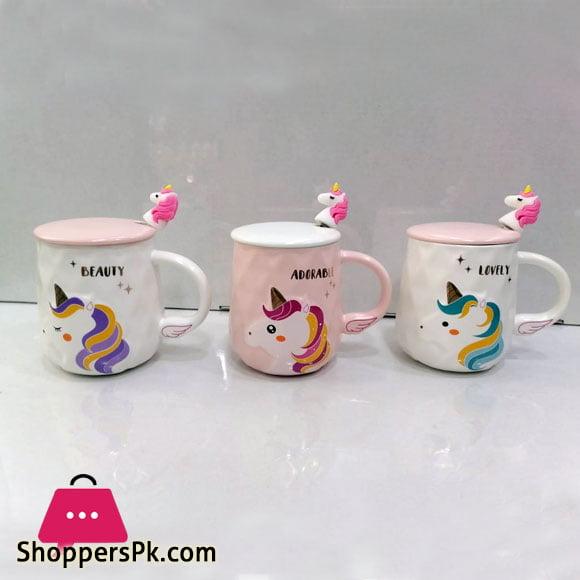 High Quality Unicron Mug with Spoon One Piece